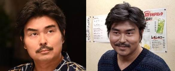 小澤征悦 太った 顔 大きい イケメン 面白い 若い頃 かっこいい