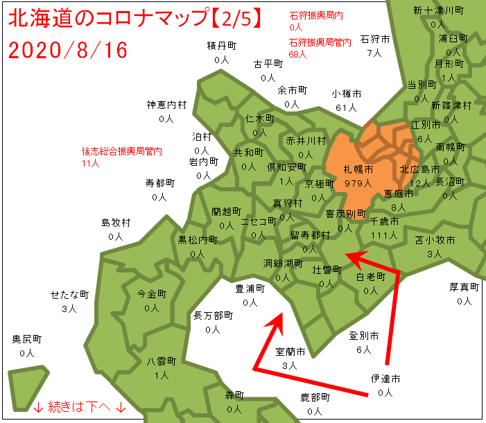 北海道 コロナ 感染 者 数 今日 新型コロナウイルス 東京 大阪 愛知 北海道