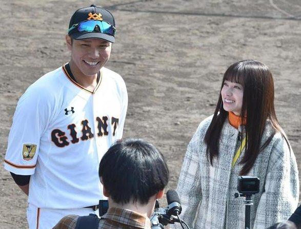 橋本環奈 彼氏 坂本勇人 馴れ初め 画像 写真 アッコにおまかせ スポーツ選手S