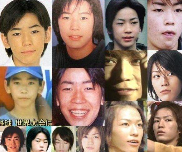 亀梨和也 顔 変わった 変化 昔 今 顔が短くなった 骨切り 垢抜けた 昔の顔