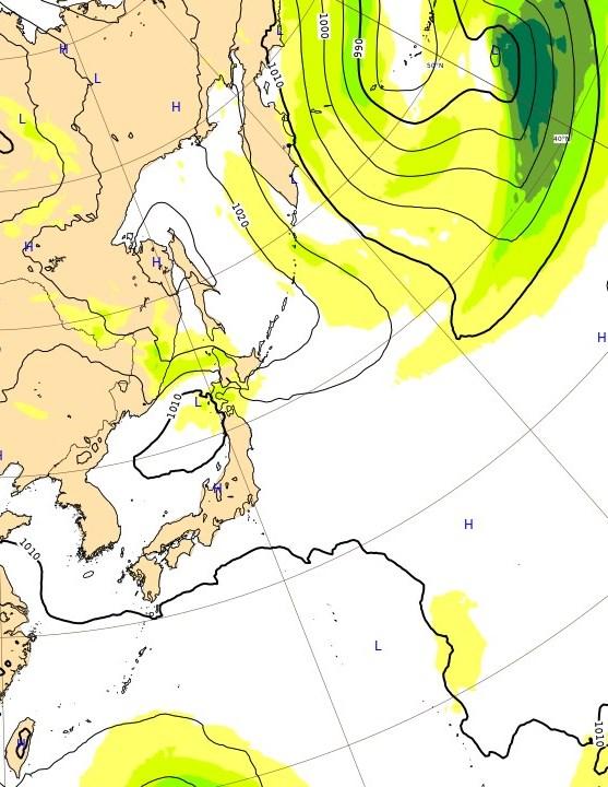 台風9号 台風 9号 2020 2020年 進路 予想 予想図 最新 米軍 ヨーロッパ 見方 見れない ECMWF JTWC 10日間予報